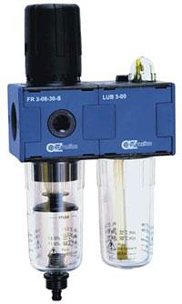 G 3 8 Filter Regulator Lubricator Az Pneumatics